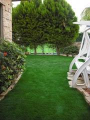דשא גינה סינטטי