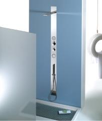 מוט מקלחת - חלמיש