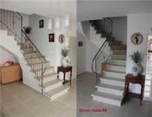 מדרגות פורצלן בהתאמה אישית - אומנות הפורצלן