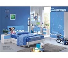 חדר ילדים כחול - היבואנים