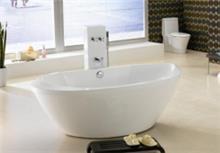 אמבטיה עומדת - חלמיש