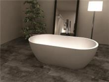אמבטיה לבנה - חלמיש