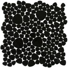 פסיפס שחור - חלמיש