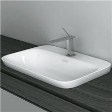 כיור אמבטיה מונח - חלמיש