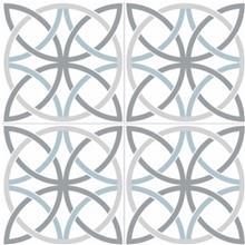 קרמיקה מחולקת גאומטרי 1011775 - חלמיש