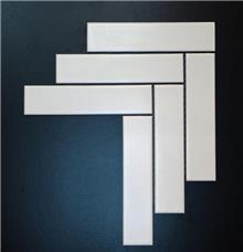 פורצלן לבן - דגם 1032029 - חלמיש