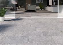 פורצלן דמוי אבן אפור - דגם1012041 - חלמיש