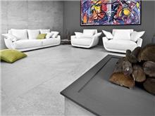 פורצלן דמוי אבן אפור לבית - דגם 1011672 - חלמיש