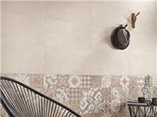 קרמיקה דמוי אבן לבנים - דגם 1011921 - חלמיש