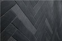 אריח פרוצלן בטון דגם 2384 - חלמיש