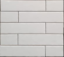 קרמיקה ענתיקה לבן מבריק דגם 50280 - חלמיש