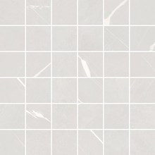 פסיפס 5 פורצלן מיקס דמוי שיש + חלק אפרפר - חלמיש