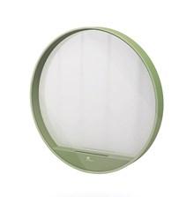 מראה עגולה ירוקה - חלמיש