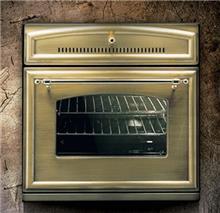 תנור בילט אין כפרי מוזהב