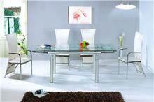 שולחן זכוכית מעוצב - היבואנים