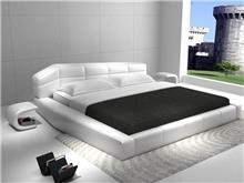 מיטה זוגית מעור - היבואנים