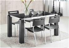 שולחן שחור - היבואנים