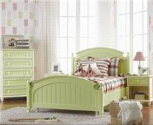 מיטת ילדים ירוקה - היבואנים