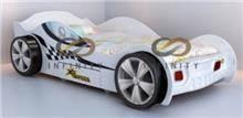 מיטת מכונית לבנה - היבואנים