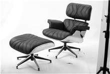 כורסא מעוצבת עם הדום - היבואנים