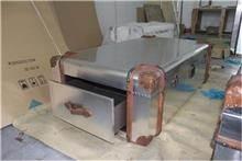 שולחן מלבני מאלומיניום - היבואנים