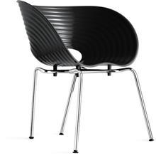 כיסא שחור מעוצב - היבואנים