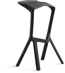 כסא שחור יחודי - היבואנים