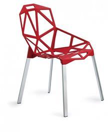 כסא אדום יחודי - היבואנים
