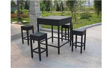 סט שולחן וכסאות לגינה - היבואנים