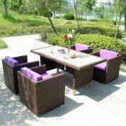 כסאות ושולחן לגינה - היבואנים