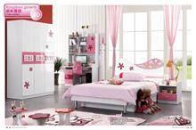 חדר ילדים פרחים ורודים - היבואנים