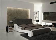 מיטה מודרנית מעור - היבואנים