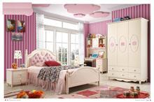 חדר שינה לילדות - היבואנים
