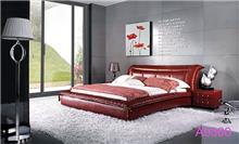 מיטת עור חומה - היבואנים