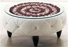 שולחן עגול לסלון - היבואנים