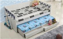 מיטת ילדים מעוצבת - היבואנים