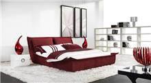 מיטה זוגית בורדו - היבואנים