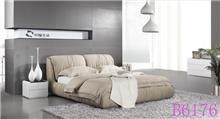 מיטה זוגית מרופדת  - היבואנים