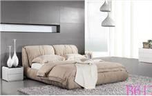 מיטה זוגית מרופדת b6186 - היבואנים