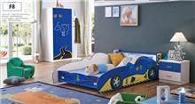 מיטת ילדים דגם f8 - היבואנים