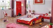 מיטת ילדים דגם f1 - היבואנים