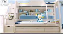 מיטת קומותיים דגם H-03 - היבואנים
