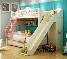 מיטת קומותיים דגם 9019 pink - היבואנים