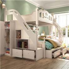 מיטת קומותיים דגם - 503 staircase cabinet - היבואנים