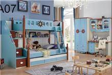 חדר ילדים  דגם a07 blue - היבואנים