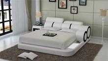 מיטה זוגית דגם A615 - היבואנים