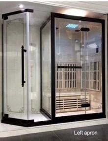 מקלחון סאונה דגם NS-7172 - היבואנים