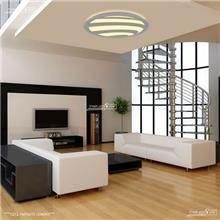 מנורה צמודת תקרה מרחפת - שקע ותקע