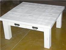 שולחן מרובע פרובאנס
