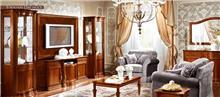 מזנון חום לסלון - רהיטי מוביליה